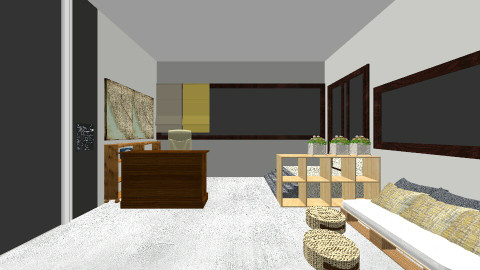 Recepcia Majer - Office - by dlhagi