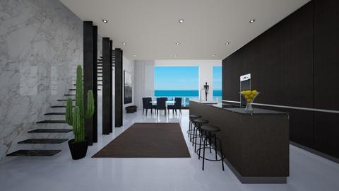 Malibu - Modern - Kitchen - by deleted_1565009666_athinaste