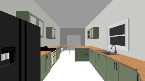 Kitchen - Kitchen - by rebecca_watkins
