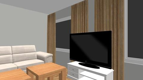 Redesign living_current - Living room - by WARROOM