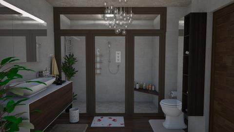 Naila_Bathroom - Modern - Bathroom - by Rin12106