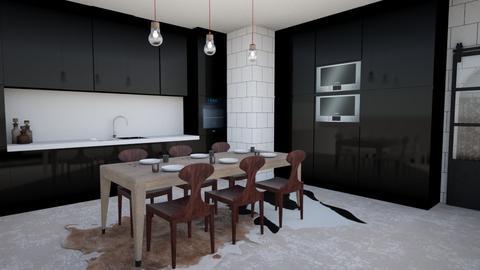 Kitchen_5 - Kitchen - by DagnyL