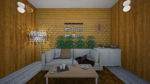 Heartbreaks and coffee - Bedroom - by Okurrrr