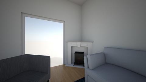 Rachel Living Room - by Juliaroomdesigns