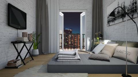 bedroom - Bedroom - by ANAAPRIL