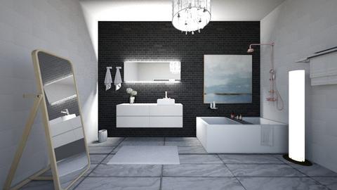 bathroom - Bathroom - by hanniibannii07