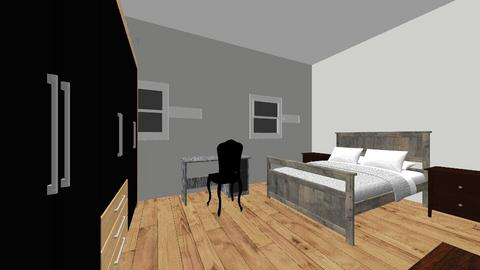 mansion 2 - Bedroom - by lucyjayne