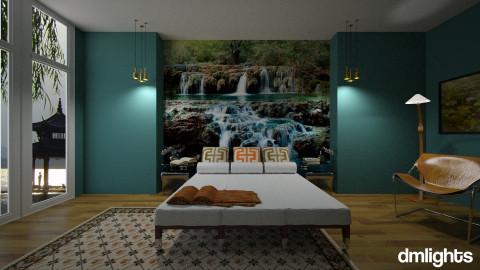 Harmonious  - Bedroom - by DMLights-user-982019