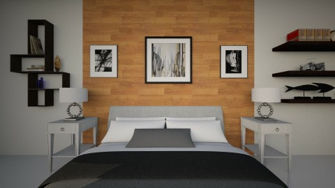 suite  - Modern - Bedroom - by Nkanyezi Nhezi Gumede