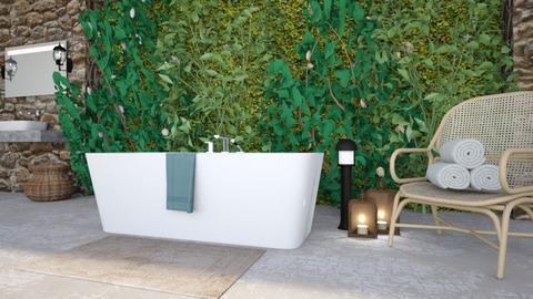 Wild_Bath - Bathroom - by mire roig