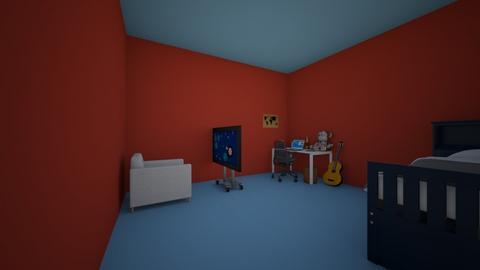 my dad OK YUM - Office - by Maria Jose y alex