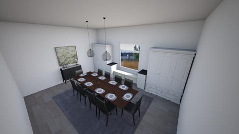 Sadler Dining - Dining room - by leighmwells