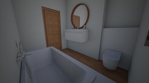 bathroom nr 86 - by floristdeco