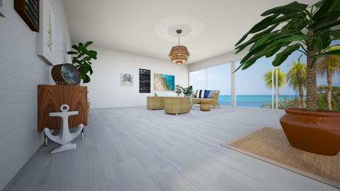 MADSEN beach house - Living room - by LightLuzLux
