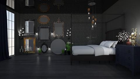 lilia - Bedroom - by lyub