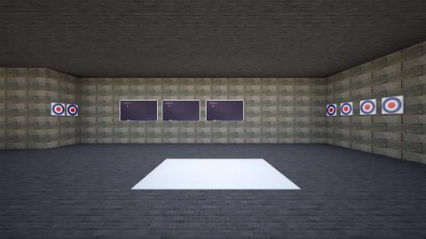 training room - by canvas_creativity