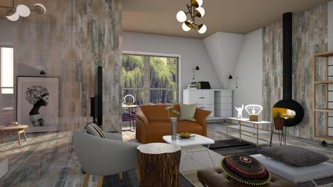 Alias - Living room - by ZuzanaDesign