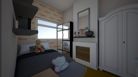 Chenoas room - Modern - Bedroom - by matthewwXMUf