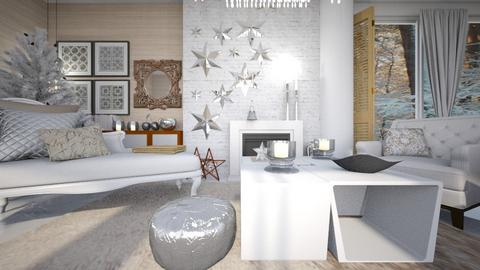 stars - Living room - by ana111