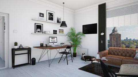 Office - Office - by marleinxs