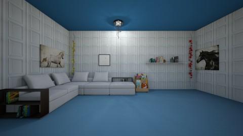 heart land - Retro - Living room - by Kitten334