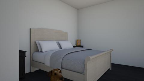 Bedroom - Modern - Bedroom - by Mad_Hatter1229