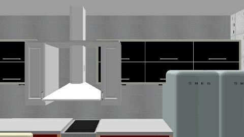 Cosina comedor - Modern - Living room - by cari6430