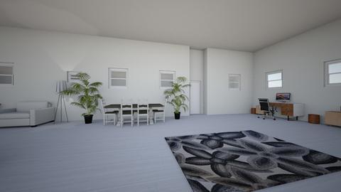 Final Prodeject - Modern - Bedroom - by 22kiongi
