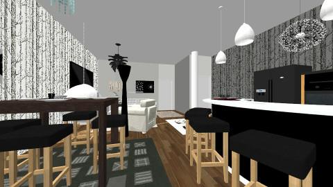 apartment - by cassiegirll