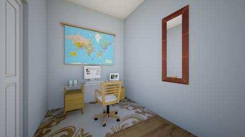 Suburban Home - by BennLK32