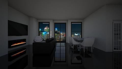 sky - Living room - by 42221939