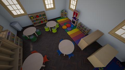 Curriculum  - Kids room - by HKJTTRRBVUYPKVQDZGFRRHZVTGJPMHT
