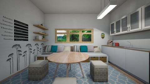 Small Home - Minimal - Living room - by Tara T