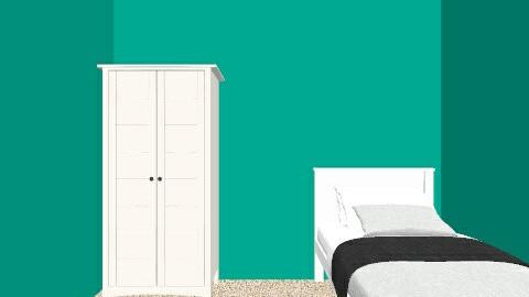 john room - Bedroom - by horsegirl1234