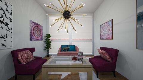 modern living room  - Modern - Living room - by ckjewell