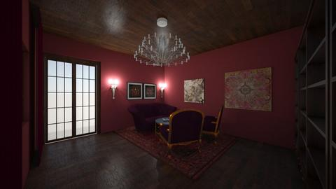 Salon - Vintage - Living room - by Varienrs