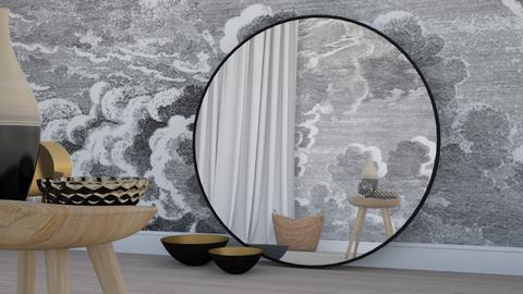 Refelction - Minimal - Living room - by HenkRetro1960