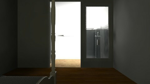 APARTMENT - Bedroom - by Clarissa Thiolla Lala