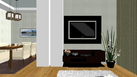 Entertainment Room 02 - Minimal - Living room - by DMLights-user-1334755