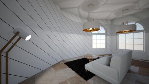 house - Living room - by heatherstuart