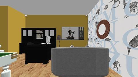 Office  - Office - by emilymcconvillex