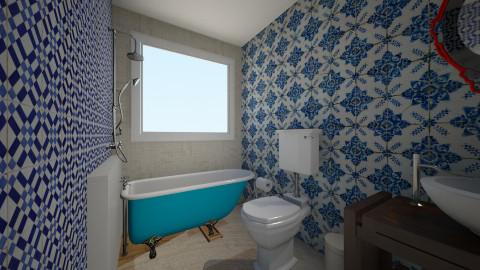 Free idea - Living room - by Gabriela Vaca Pliego