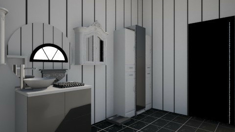 Modern Bathroom - Modern - Bathroom - by jlove9449