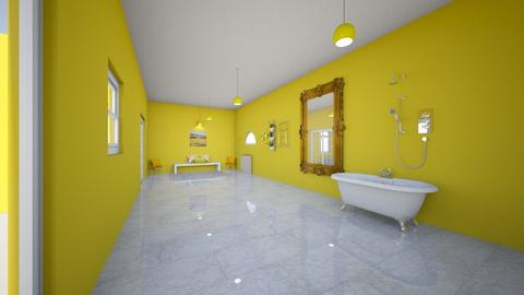 Yellow bathroom or room - Bathroom - by 26lkahmann