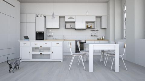 A Scandinavian Kitchen - by dianemonton