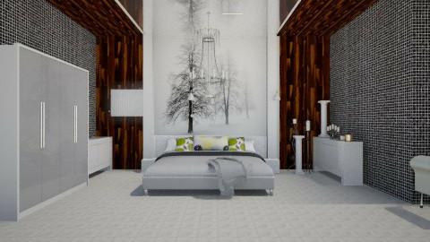 Live Style - Bedroom - by Habib Altamimi