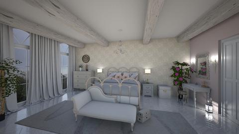 Dainty Dream - Vintage - Bedroom - by stokeshannah