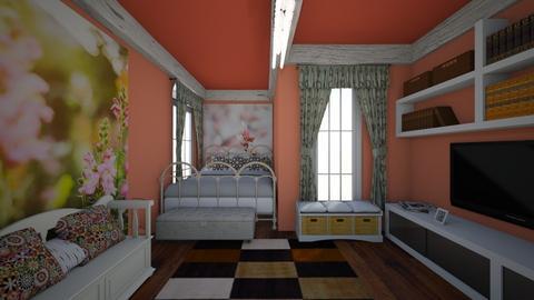 szoba - Living room - by istvanka