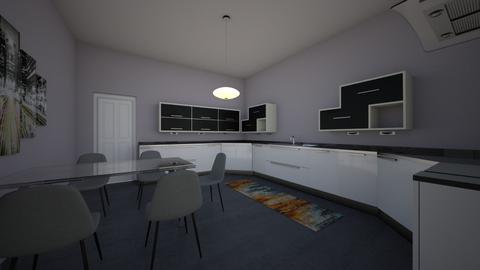 kitchen - Kitchen - by louahdi abir