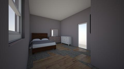 my frickin room - Bedroom - by SkrubYard